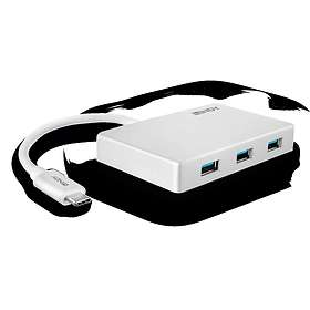 Lindy 3-Port USB 3.1 External (43092)