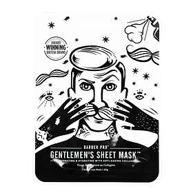 Barber Pro Gentlemens Sheet Mask 1st