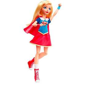 DC Super Hero Girls Supergirl Action Doll DLT63