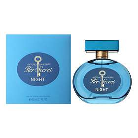 Antonio Banderas Her Secret Night edt 80ml