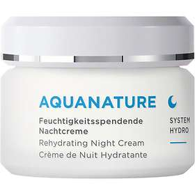 Annemarie Börlind AquaNature Rehydrating Night Cream 50ml