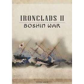Ironclads 2: Boshin War (PC)