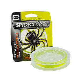 Spiderwire Stealth Smooth 0.06mm 150m