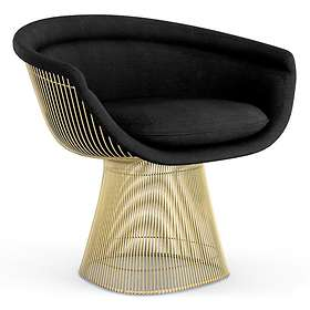 Knoll Platner Lounge Chair (Gold)