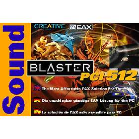 Creative Sound Blaster 512 PCI