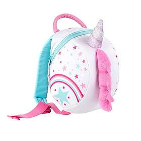 LittleLife Unicorn Toddler Backpack With Rein (Jr)