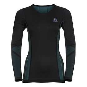 Odlo Performance Windshield XC-Skiing Crew Neck LS Shirt (Women's)
