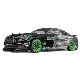 HPI Racing RS4 Sport 3 Drift 2015 Ford Mustang RTR