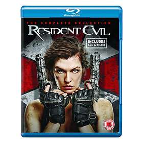 Resident Evil - The Complete Collection (UK)