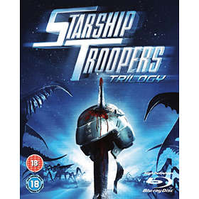 Starship Troopers - Trilogy