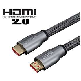Unitek 18Gbps HDMI - HDMI High Speed with Ethernet 1m