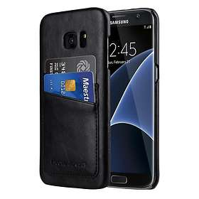 Coverd Card Case for Samsung Galaxy S7 Edge