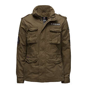Superdry Rookie Limited Edition Military Jacket (Men's)