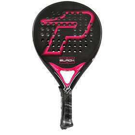 Power Padel Black Brillo II Fucsia