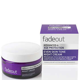 Fade Out Advanced+ Age Protection Even Skin Tone Night Cream 50ml