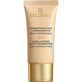 Collistar Long Lasting Matte Foundation 30ml