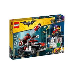 LEGO Minifigures 70921 Harley Quinn Cannonball Attack