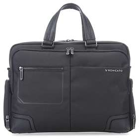 Roncato Wall Street Two-ways Briefcase 14""