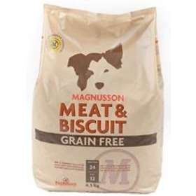 Magnusson Meat Biscuit Grain Free 4,5kg