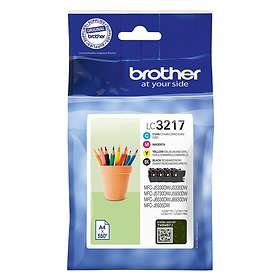 Brother LC-3217 (Black/Cyan/Magenta/Gul)