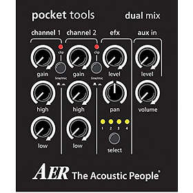 AER Pocket Tools Dual Mix 2
