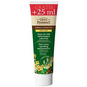 Green Pharmacy Refreshing & Protective Foot Cream 100ml