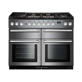 Rangemaster Nexus SE 110 Dual Fuel (Stainless Steel)