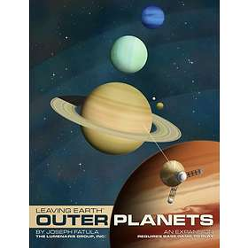 Leaving Earth: Outer Planets (exp.)