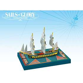 Sails of Glory: The Hermione 1779 (exp.)