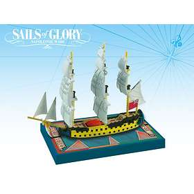 Sails of Glory: The HMS Bellona 1760 (exp.)