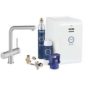 Grohe Blue Minta Professional Kitchen Mixer Tap 31347DC2 (Supersteel)