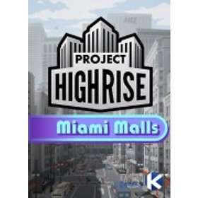 Project Highrise: Miami Malls (Expansion) (PC)