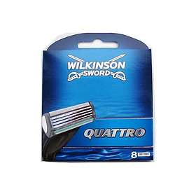 Wilkinson Sword Quattro 8-pack