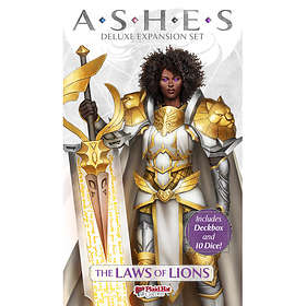Ashes: Laws of Lions Deluxe (exp.)