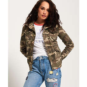 Superdry Classic Rookie Military Jacket (Women's)