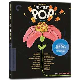 Complete Monterey Pop Festival - Criterion Collection (US)