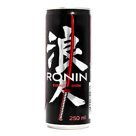 Ronin Energy Drink Burk 0,25l 24-pack