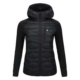 Peak Performance Helium Hybrid Hooded Jacket (Dam)