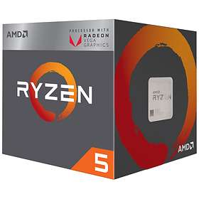 AMD Ryzen 5 2400G 3.6GHz Socket AM4 Box