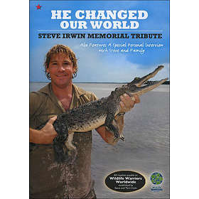 Steve Irwin Memorial - He Changed Our World