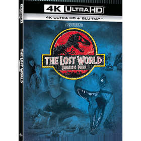 Jurassic Park: The Lost World (UHD+BD)