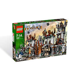 LEGO Castle 7097 Trolls' Mountain Fortress