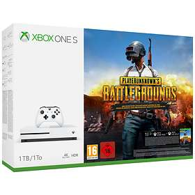 Microsoft Xbox One S 1TB (incl. Playerunknown's Battlegrounds)