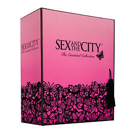 Sex and the City - The Essential Pink Collection