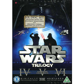 Star Wars Trilogy - Episodes 4-6