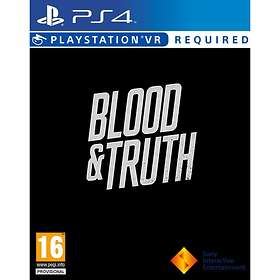 Blood & Truth (VR) (PS4)