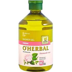 O'Herbal Toning Shower Gel 500ml