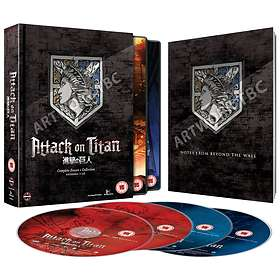 Attack on Titan - Season 1 (UK)