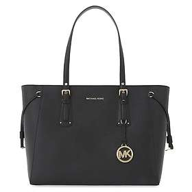 Michael Kors Voyager Medium Leather Tote Bag