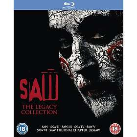Saw - Definitive Collection